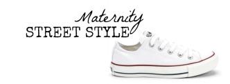 maternity street style logo