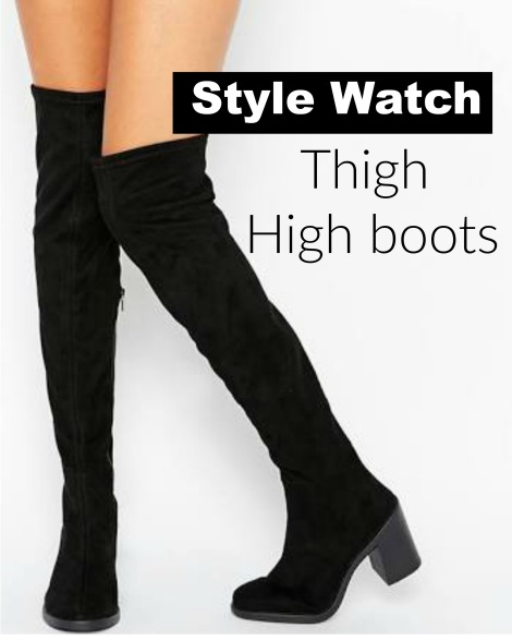 style watch thigh high